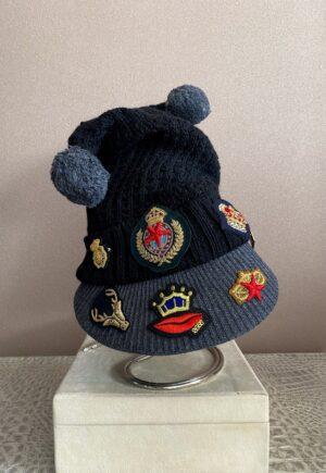 cappello visiera